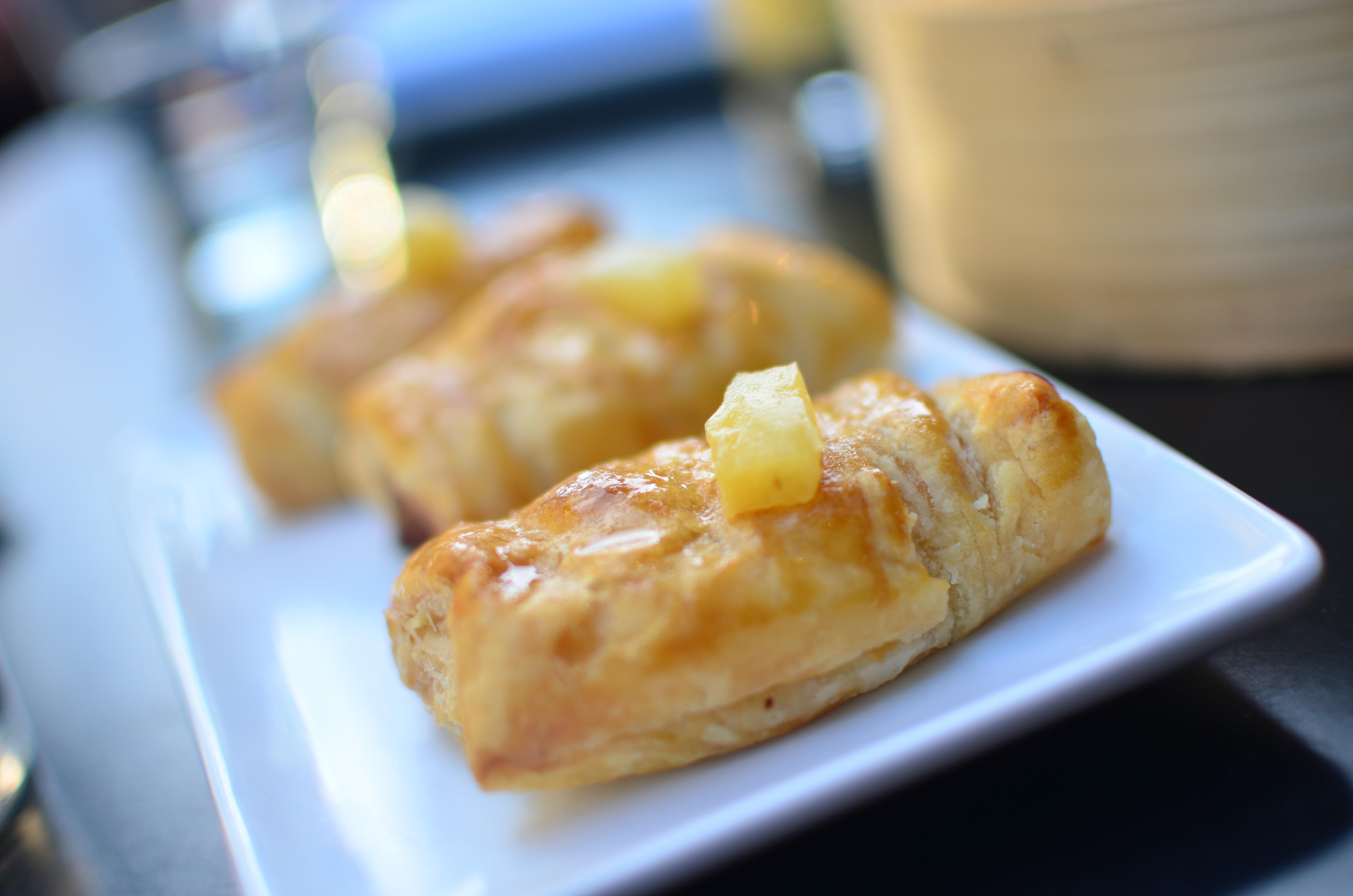 Chicken Curry Puffs | Om Nom Culture